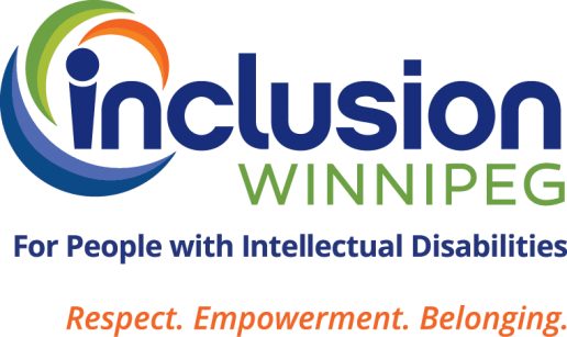 Inclusion Winnipeg Logo